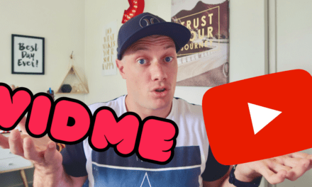 Is Vidme an alternative to YouTube? (Vidme review)